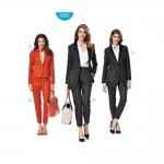 Püksid, jakk Nr.34-46, Burda Style Nr.6985