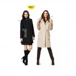 Mantel Nr.36-50, Burda Style Nr.6987