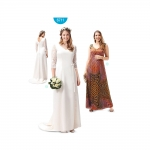 Kleit Nr.44-58, Burda Style Nr.6711