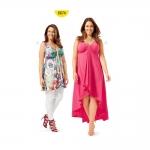 Kleit Nr.44-56, Burda Style Nr.6674