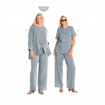 Pluus ja püksid Nr.44-60, Burda Style Nr.8108