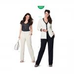 Püksid Nr.44-60, Burda Style Nr.6952