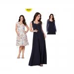 Sewing pattern Nr.44-60, Burda Style Nr.6947