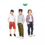 Lõige lapsele pikkusega 116-158cm, Burda Style Nr. 9354