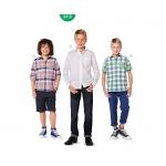 Lõige lapsele pikkusega 122-158cm, Burda Style Nr. 9419