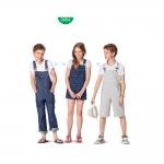 Lõige lapsele pikkusega 116 cm - 146 cm, Burda Style Nr. 9464