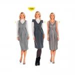 Sewing pattern Nr.38-50, Burda Style Nr.7320