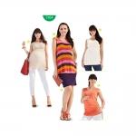Sewing pattern Nr.36-48, Burda Style Nr.7104
