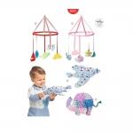 Lõiked mänguasjade valmistamiseks, Burda Nr. 6625