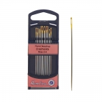 Golen Eye Darners Needles, 10pcs, Hemline H284G
