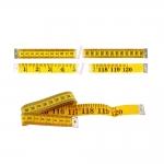 """3 m pikkune mõõdulint, cm ja tollid (120""""), Hemline 256"""