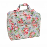 Sewing Machine Carry Bag, XL size, Rose (Matt PVC), 37cm x 43cm x 22cm, Hobby Gift MR4660\443