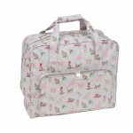 Sewing Machine Carry Bag, x L size, Cats (Matt PVC), (d/w/h): 20 x 43 x 37 cm, Hobby Gift MR4660\494
