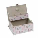 Suur õmblustarvikute karp: Cats, (d/w/h): 20 x 30 x 14.5cm, Hobby Gift MRCA\494