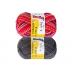 Regia Color Sock Yarn, 4-fädig, 50g, Schachenmayr