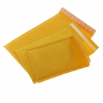 Bubble envelopes, self seal