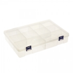 12 Compartment Storage Box, 29 x 20 x 6cm, KL1307
