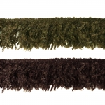 Boucle Yarn Fringe / 7 cm