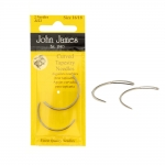 Curved Tapestry Needles, size 16; 18, John James (England) JJ22