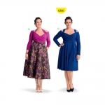 Kleit Nr. 46-56, Burda Style Nr. 6390