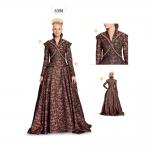 Kleit Nr. 34-44, Burda Style Nr.6398