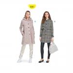 Mantel Nr. 36-46, Burda Style Nr. 6361
