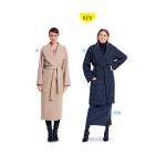 Mantel Nr. 36-46, Burda Style Nr. 6378