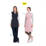 Vest/jakk Nr. 36-46, Burda Style Nr. 6380