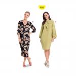 Kleit Nr. 36-46, Burda Style Nr. 6363