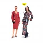 Kleit Nr. 36-46, Burda Style Nr. 6365