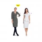 Kleit Nr. 34-44, Burda Style Nr. 6383