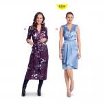 Kleit Nr. 36-46, Burda Style Nr. 6384