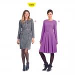 Kleit Nr. 36-46, Burda Style Nr. 6385
