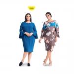 Kleit Nr. 46-56, Burda Style Nr. 6389