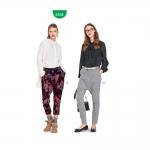 Püksid Nr. 36-46, Burda Style Nr. 6358