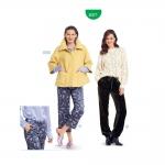 Püksid Nr. 36-46, Burda Style Nr. 6371