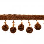 Dekoratiivne servapael pallikestega laiusega üldlaiusega 10 cm