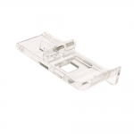 Clear View Cover Stich Foot for Janome 1000CP, 1000CPX 796402004