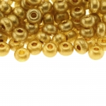 Czech Preciosa Rocaille (Seed) Beads, 3/0 (5,3-5,8mm)