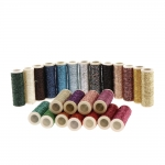 Metallic yarn, lurex, Metalux, 60m