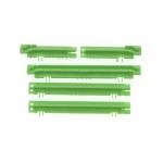 Kudumismasina kujundi valijad (piirajad), rohelised