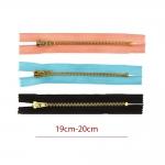 Opti metall-tõmblukud (püksilukud) 6mm hammastik, pikkus 19cm-20cm