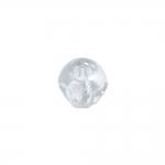 Kuubikukujuline, 3mm auguga klaashelmes, 9x9mm