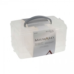 Stackable plastic box system 23x15,5x13 cm, Milward 2519016