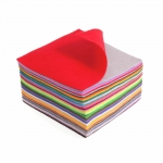 42 Piece Assorted Felt Pack, 15x15 cm, Trimits FPP10
