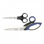 2 Piece Sewing Scissors Set, 22 cm & 15 cm, Kretzer Solingen, Finny 772020/762215