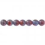 Чешские (Jablonex) стеклянные круглые бусины, 12mm