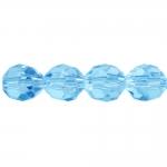 Ümmargune tahuline kristall 16mm