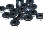 Torujas alumiiniumhelmes 9,5x4mm