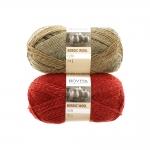 Täisvillane lõng Nordic Wool Flow, Novita